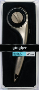 37658: Gingher GG-2905 Rotary Cutter, 45mm Blade, Right Handed