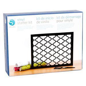 Silhouette Cameo KIT-VINYL-3T Vinyl Starter Kit for Digital Cutters