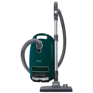 Miele, Complete, C3, S8, Alize, SGJE0, S8590, Canister, HEPA, Vacuum, Cleaner, with, Air, TeQ, Combination,  Miele SGJEO Complete C3 Alize Powerline HEPA Canister Vacuum Cleaner 1200W, 8 LED's, Foot Switch, Stainless Steel Telescope Wand, 36' Radius, 3 Tools