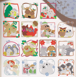 Dakota Collectibles F70485 Winter Friends In Frames Multi-Formatted CD