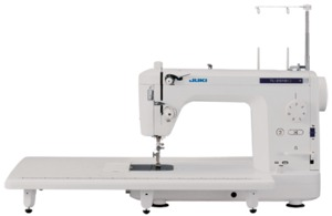 "Juki TL2010Q FS 9"" Arm Straight Stitch Sewing Quilting Machine - Serviced"
