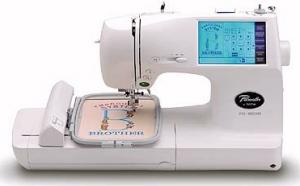 """Brother Trade in PC8200 Sewing and 5x7""""Embroidery Machine Refurbished, Fully Serviced with 90 Day Warranty."""