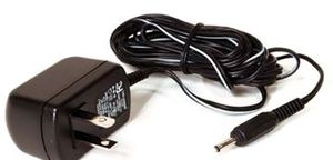39411: Mighty Bright MC37372B AC Adapter (USA) for Mighty Bright LED Lights