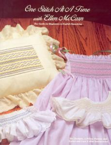 Ellen McCarn One Stitch at A Time Book, Guide for Beginners