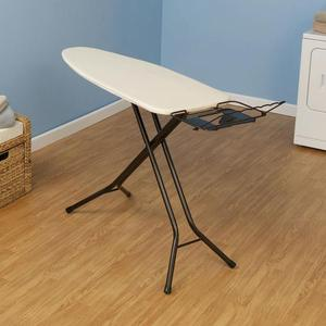 Household Essentials Ironing Board Mega Wide Top, 4 Legs 28mm Diameter