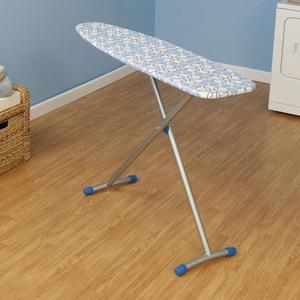 Household Essentials 715300-1 Ironing Board, Adj. Height, 35mm⌀ T-Legs