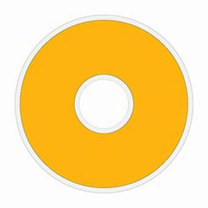 """Fil-Tec 12993 """"L""""Style Polyester Bright Gold Prewound Bobbin 10 Bobbin Tube: 120 yds/Bobbin"""