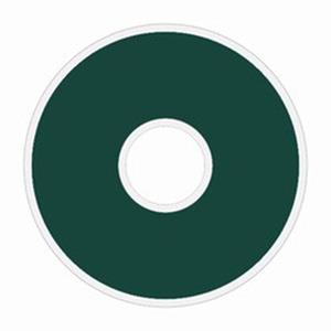 """Fil-Tec 12990 """"L""""Style Polyester Totem Green Prewound Bobbin 10 Bobbin Tube: 120 yds/Bobbin"""
