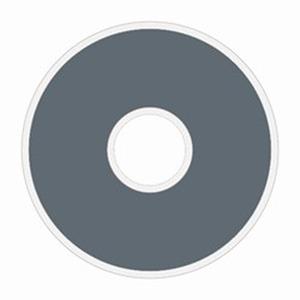 """Fil-Tec 12957 """"L"""" Style Cotton Grey Prewound Bobbins 10x75Yds Per Tube"""