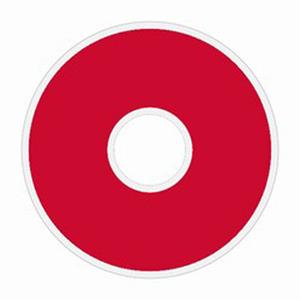 40191: Fil-Tec 12994 Candy Apple Red Thread Prewound L Bobbins 10 x 120 Yards Each in Tube, 60wt Poly Thread