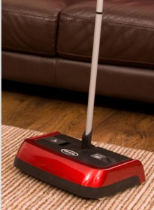 Ewbank EVO 3 Sweeper Cordless for Low Pile Carpets and Floors