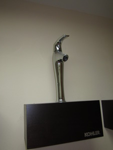 Kohler 1977-4-CP-BB Faucet Display Model