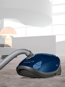 Miele Complete C3 Marin HEPA Canister Vacuum Cleaner +SEB 236 Electro Brush, SBB300-3 Parquet Twister Floor Brush (Was S500, S5000, S8000 Series)