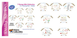 Dakota Collectibles 970503 Daily To Do Designs 4X4  Multi-Formatted CD
