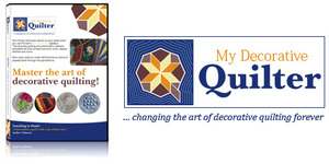 Floriani, MDQ, My, Decorative, Quilter, II, Quilting, Design, Software, 25, Videos