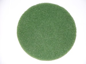 """Oreck Orbiter 437056 12"""" Green Cleaning Pad"""