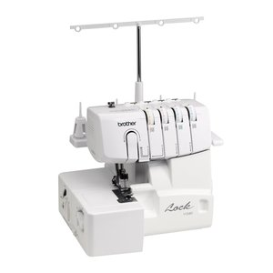 Brother R1134DW Freearm Overlock Serger(1034D Upgrade) Factory Serviced, Same Warranty as New, Made in Taiwan, not China, Bonus Techniques Video CD