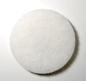 Oreck MS2448-OC Scrubber Accessory MS1066 Polishing Pad (White)