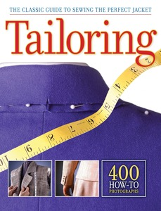 Tailoring book, by Editors of CPi, Paperback, 128 Pages, 400 Illustrations