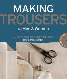 41099: Creative Pub 151183 Making Trousers for Men and Women, Book by David Coffin