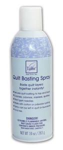 June Tailor ORMD-8 Quilt Basting Adhesive Stabilizer 12oz Spray Can