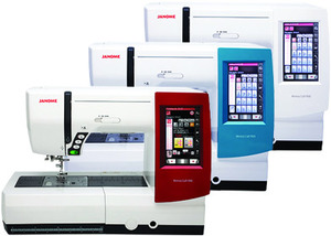"Janome MC9900 200 Stitch Sewing 9mmSW and 6.7x7.9"" Embroidery Machine, Great Notions 1000 Designs CD, 6Mo 0% Finance, 50% Off Original Price"