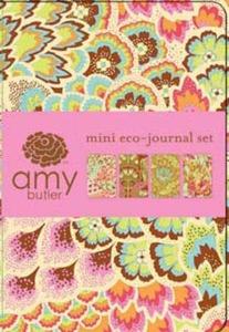 Amy Butler Designs Soul Blossoms Mini Eco-Journal Set