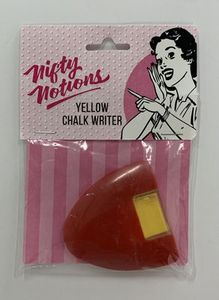 Nifty Notions 7004Y Chalkwriter Yellow NOTIONS