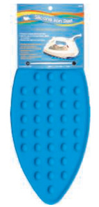 42085: Dritz DCC82444 Silicone Hot Iron Rest, Protects Ironing Board Surfaces*