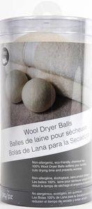 42108: Dritz D82643 100% Wool Dryer Balls Pack of 2