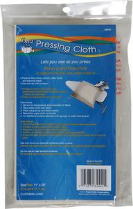 """42107: Dritz DCC82442 Pressing Cloth 11""""x 28"""""""