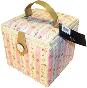 Suzy's, Hobby, Baskets, SHB-ZA07770J, New Collection, Large, Square, Sewing, Basket, Sewing Basket