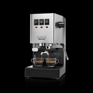 40901: Gaggia Classic Pro Espresso Maker Coffee Machine, Frothing Wand
