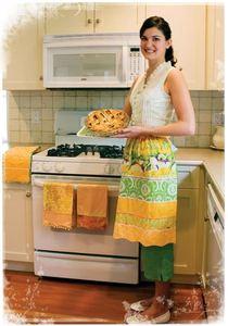 Favorite Things 075 Vintage Potluck Pattern
