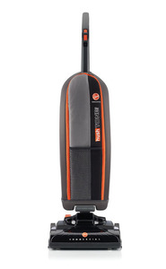 "Hoover, CH50400, TaskVac, Commercial, HEPA Bag, Upright, Vacuum Cleaner, 13.5"" Wide, On Off 2 Speed, Sensor Belt, AutoOff, 35' Cord, Full bag ID,  Lightweight 12Lb"