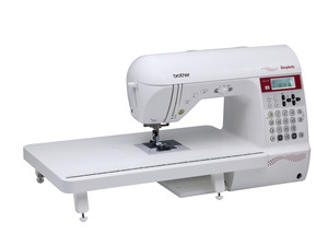 Simplicity Brother SB4138T 138 Stitch Computer Sewing Machine, 10-1Step Buttonholes, 3Fonts (like Laura Ashley NX800 SB3129 Best Buy Consumer Digest*)