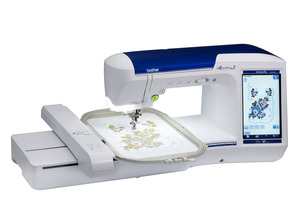 "56629: Brother Trade In Quattro3 NV6750D 12x8"" Embroidery Sewing Quilting Machine Refurbished"