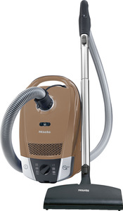 Miele Demo S6270 Topaz Canister Vacuum, 6 Position Suction,12 Stage AirClean System, 1200W Vortex Motor, Telescopic Stainless Steel Wand, Electrobrush