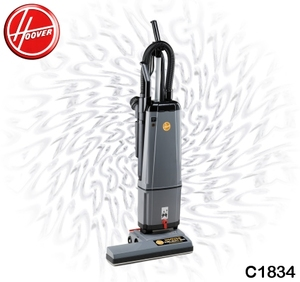 Hoover, C1834, Dubl-Duty, Commercial, 2 Motor, HEPA, Vacuum, Cleaner