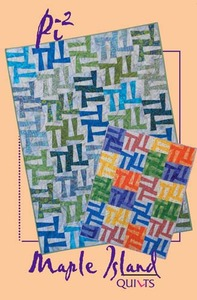 Maple Island Quilts Pi 2 Quilting Pattern