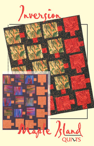 Maple Island Quilts Inversion Quilting Pattern