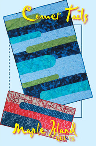Maple Island Quilts Comet Tails Quilting Pattern