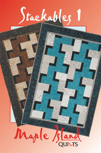 Maple Island Quilts Stackables 1 Quilting Pattern