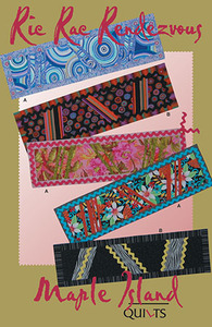 Maple Island Quilts Ric Rac Rendezvous NEWmar Quilting Pattern