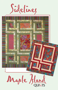 43151: Maple Island Quilts 93-3483 Sidelines Quilting Pattern
