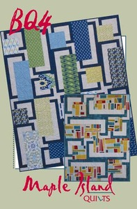Maple Island Quilts BQ4 Quilting Pattern