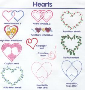 Cactus Punch Lite CPL11 Hearts CD
