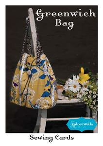 Valori Wells Designs Greenwich Bag Sewing Pattern