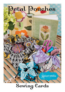 Valori Wells Designs Petal Pouches Sewing Pattern