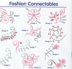 Cactus Punch Lite CPL13 Fashion Connectables CD